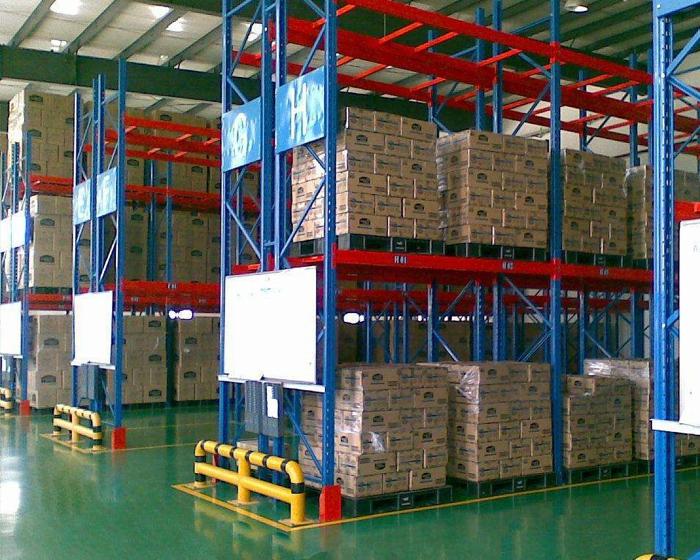 关于仓储货架构架形式是怎样的?