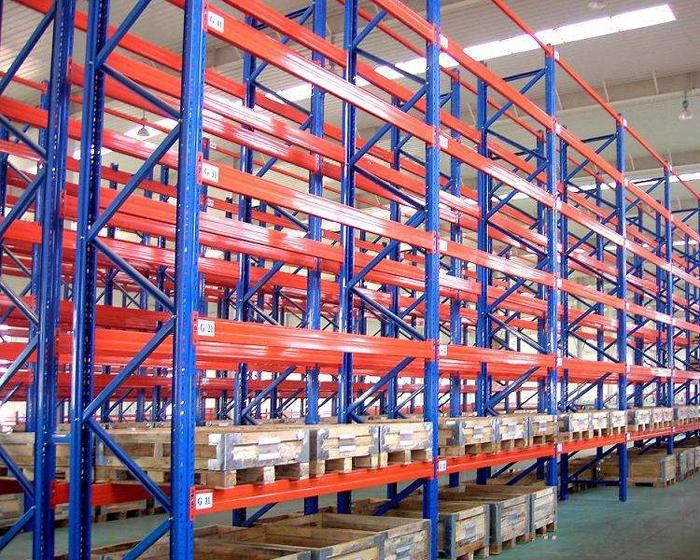 重型货架的安装使用优势